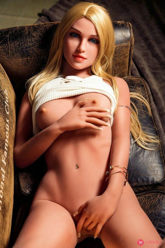 Life Like LoveDoll Elegant Blonde Sex Doll 158CM (15)