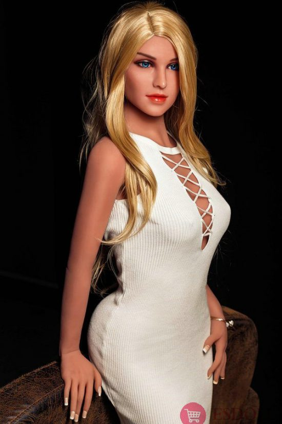 Life Like LoveDoll Elegant Blonde Sex Doll 158CM (4)
