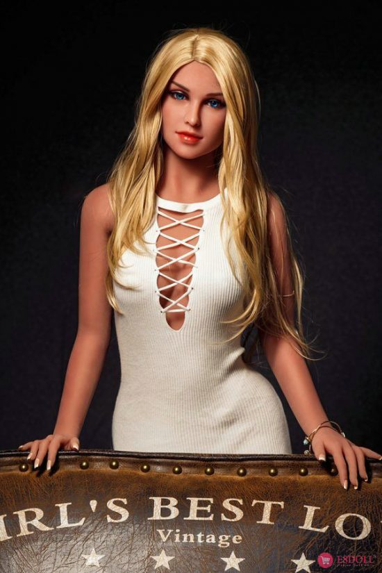 Life Like LoveDoll Elegant Blonde Sex Doll 158CM (5)