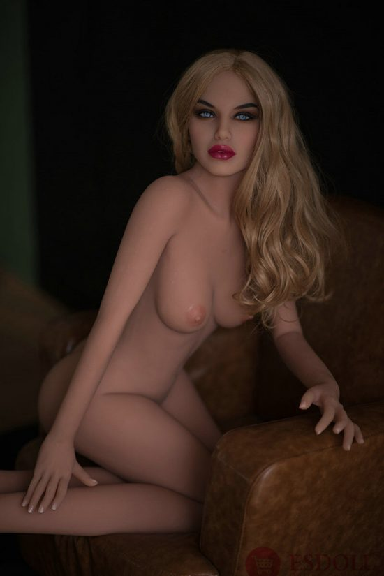 Realistic European Nude Woman Doll 158CM (12)