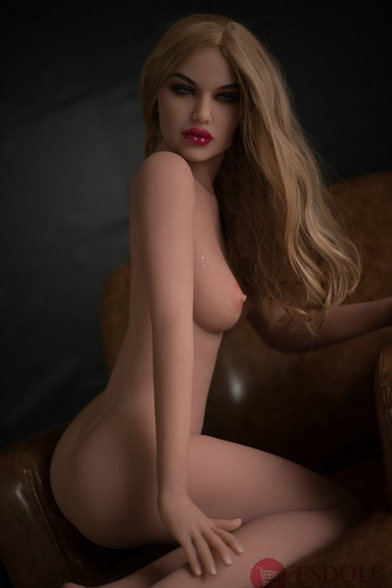 Realistic European Nude Woman Doll 158CM (8)