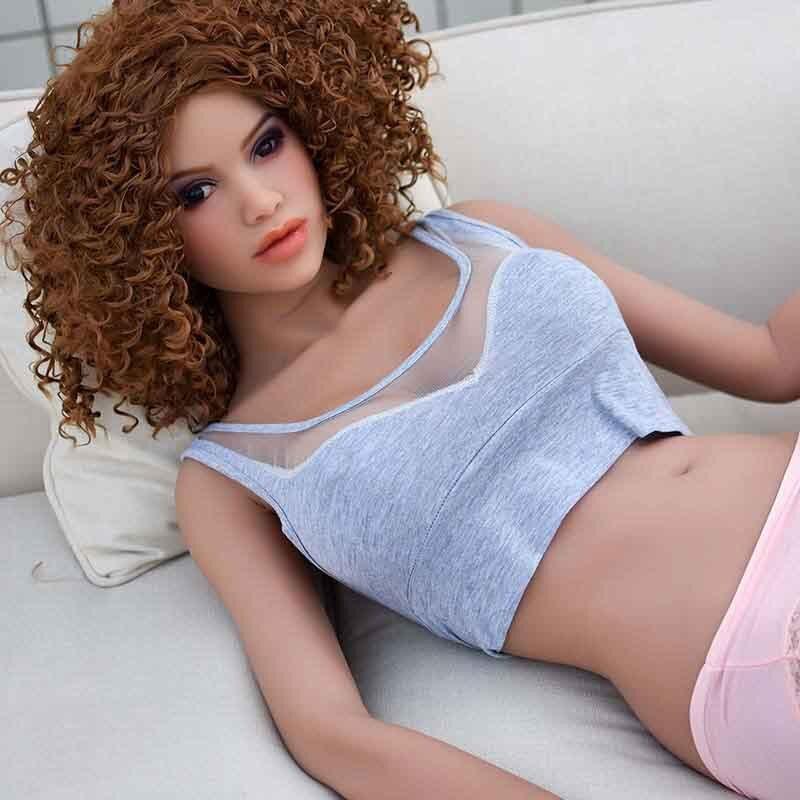 Seductive Female Sex Doll Real Porn Fantasy Love Doll 165cm (11)