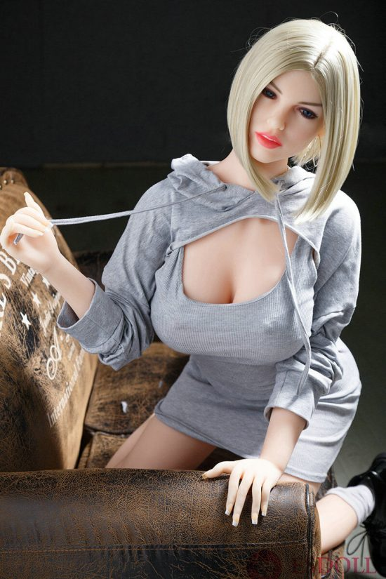 Virtual Sex Doll American Lovedoll Blonde Fuck Doll 165CM (10)
