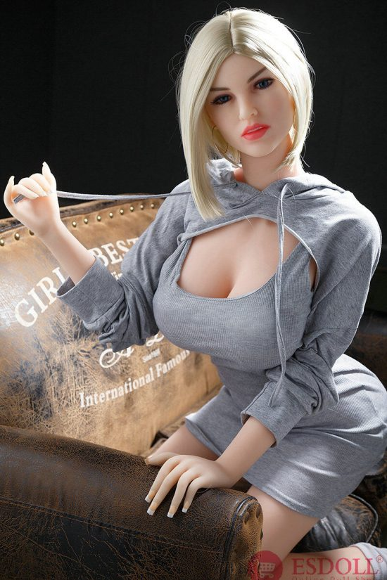 Virtual Sex Doll American Lovedoll Blonde Fuck Doll 165CM (11)