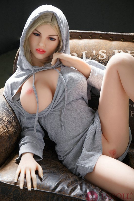 Virtual Sex Doll American Lovedoll Blonde Fuck Doll 165CM (5)