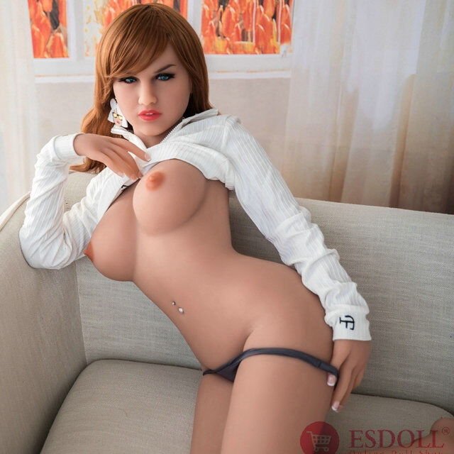 145CM C-cup Small Breast Booty Real Like Sex Doll (1)
