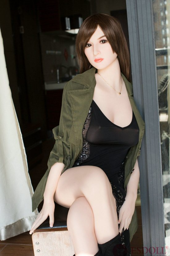 165CM Small Breast Realistic Adult Doll (5)