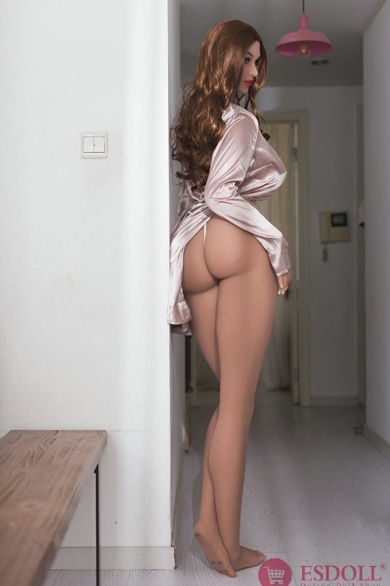 2020 Newest 176CM Tall Girl Supermodel Big Breast Blue Eyes Sexy Real Sex Doll (10)