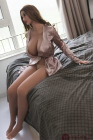 2020 Newest 176CM Tall Girl Supermodel Big Breast Blue Eyes Sexy Real Sex Doll (6)