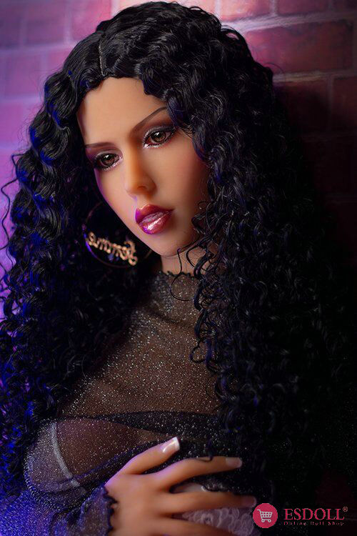 Full Size European Style Sex Dolls Big Tits Realistic Love Doll (1)