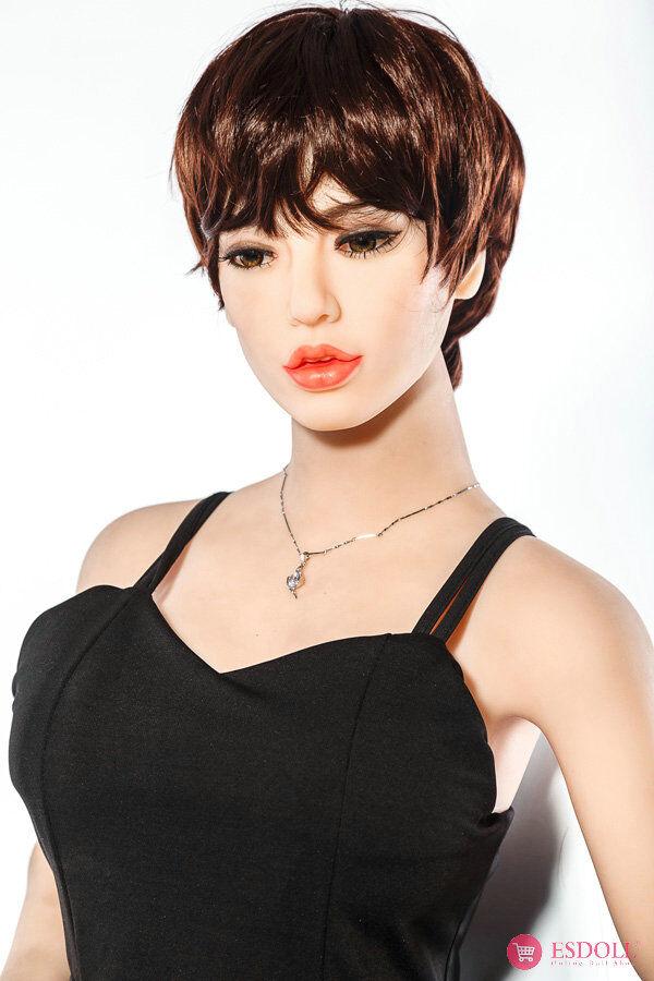ESDOLL-exquisite-short-hair-adult-TPE-sex-dolls-165cm (1)