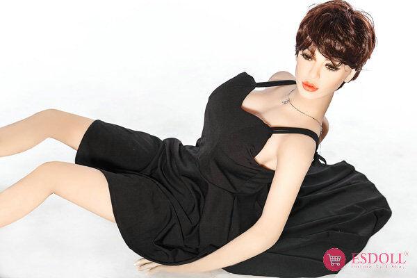 ESDOLL-exquisite-short-hair-adult-TPE-sex-dolls-165cm (11)