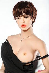 ESDOLL-exquisite-short-hair-adult-TPE-sex-dolls-165cm (2)