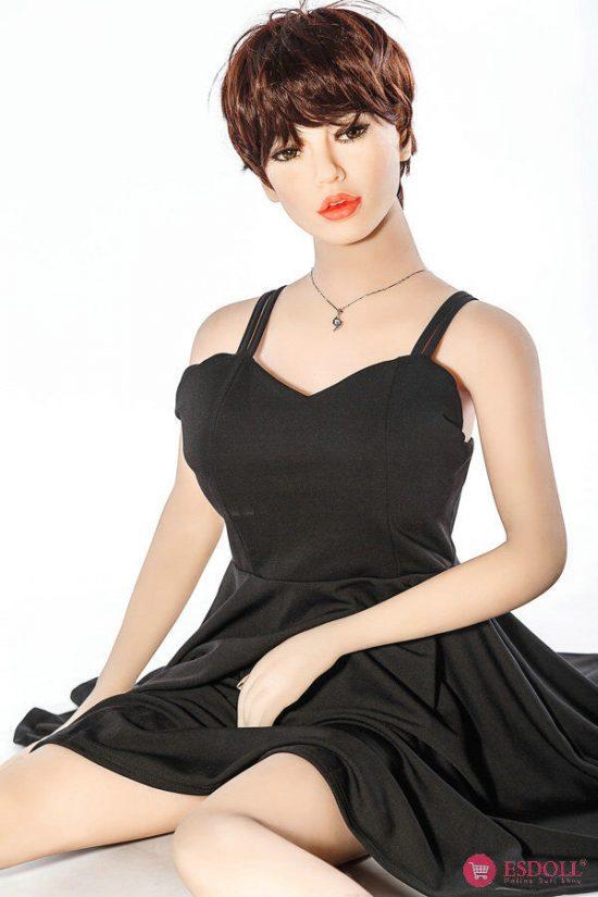 ESDOLL-exquisite-short-hair-adult-TPE-sex-dolls-165cm (5)
