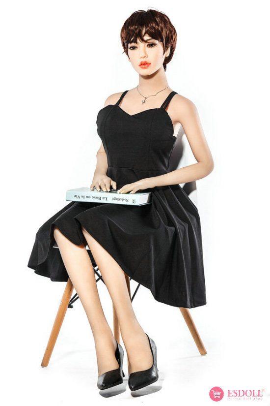 ESDOLL-exquisite-short-hair-adult-TPE-sex-dolls-165cm (9)