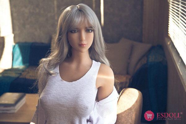 ESDOLL-145cm-sexy-silver-hair-TPE-sex-dolls (12)