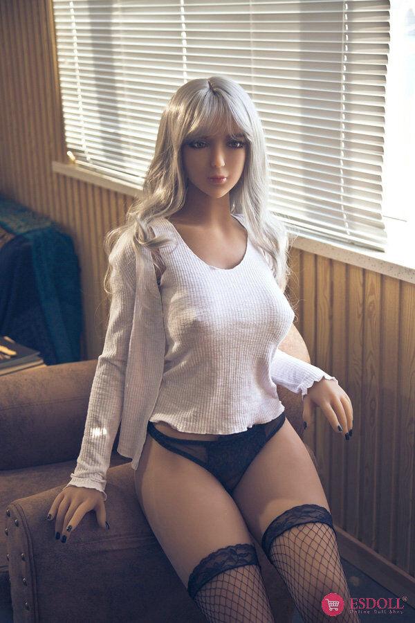 ESDOLL-145cm-sexy-silver-hair-TPE-sex-dolls (7)