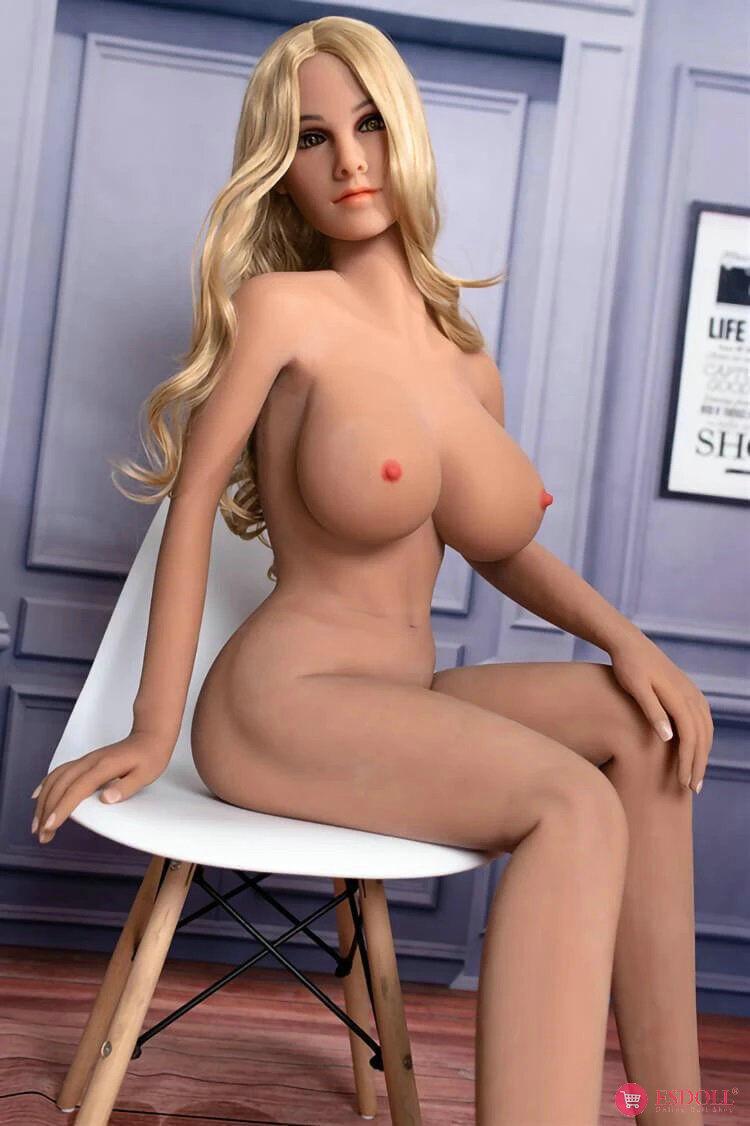 ESDOLL 158cm 5.18ft Real Life Sex Doll_0006