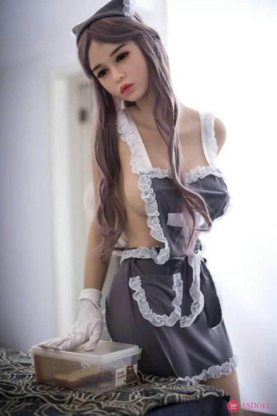 ESDOLL 165cm 5.41ft Lifelike Sex Doll_0014