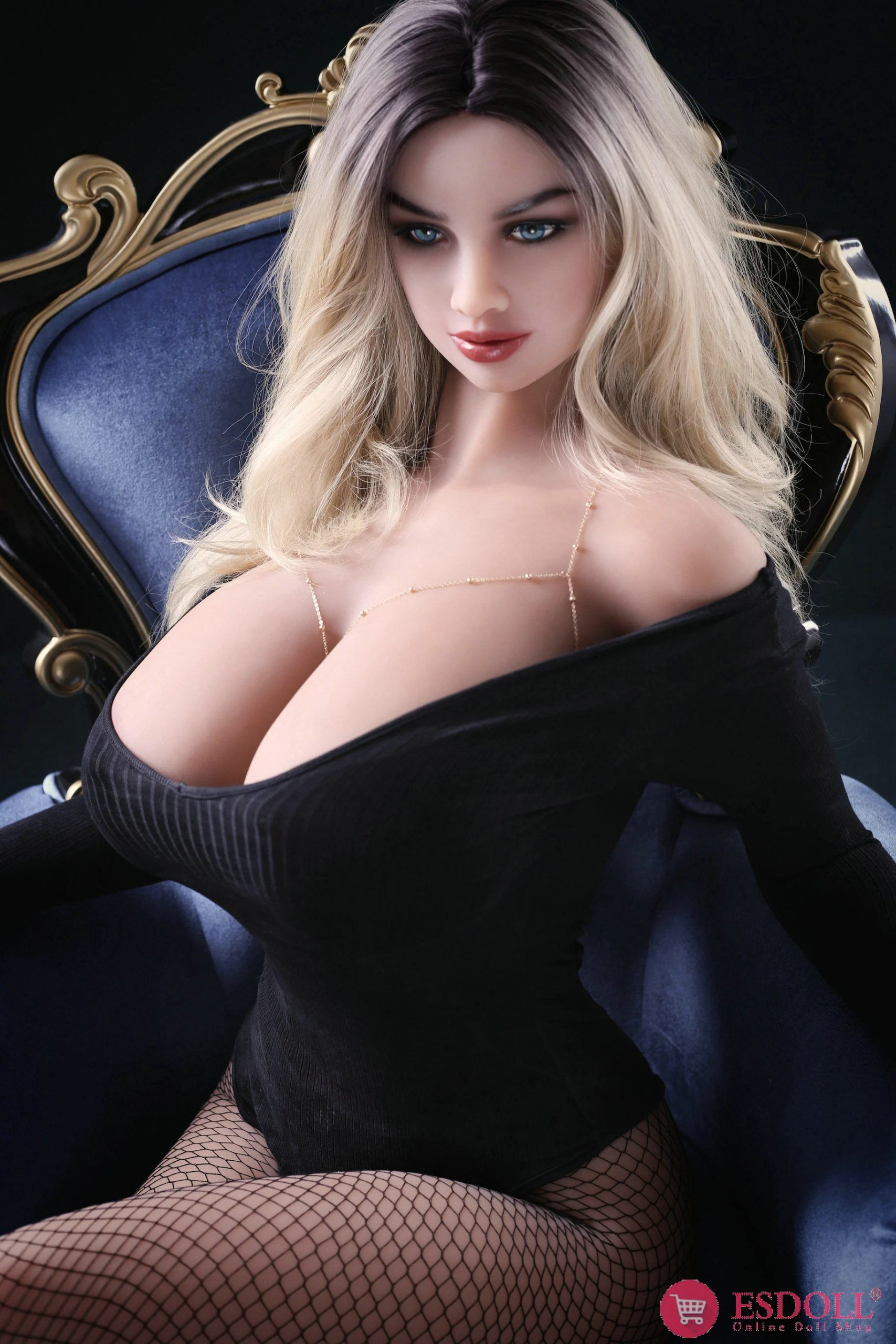 170cm Mega Boobs Love Doll Companion - Evelyn