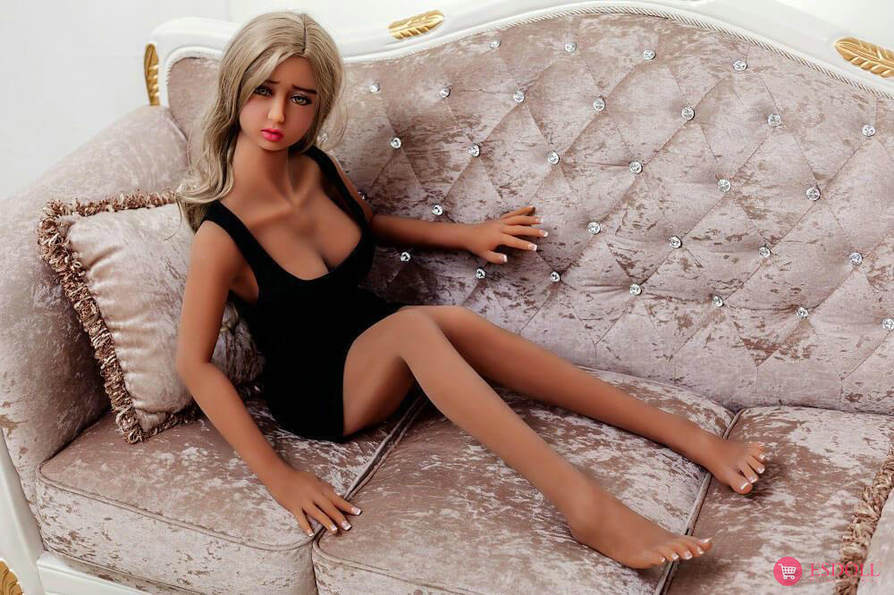 ESDOLL Silicone Sex Doll Life Size Sex Doll Real Doll_0001
