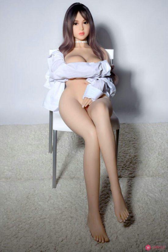 ESDOLL 140cm 4.59ft Full Size Sex Doll_0013