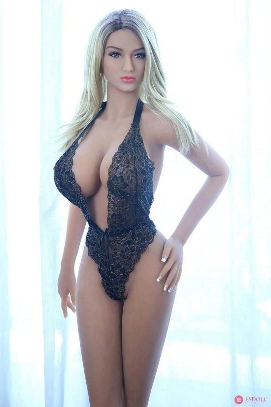 ESDOLL 158cm 5.18ft Lifelike Sex Doll_0004