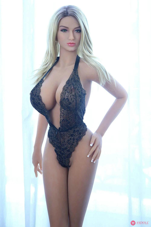 ESDOLL 158cm 5.18ft Lifelike Sex Doll_0004