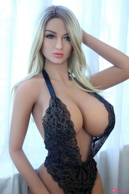 ESDOLL 158cm 5.18ft Lifelike Sex Doll_0005
