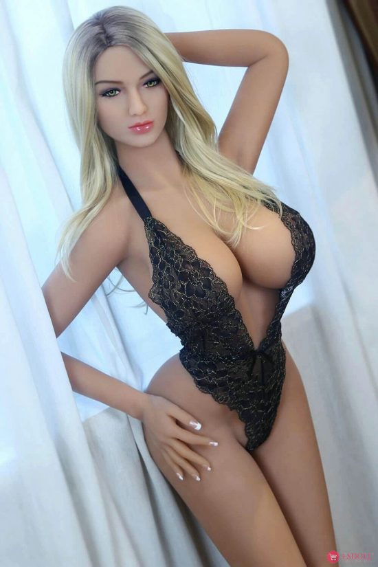 ESDOLL 158cm 5.18ft Lifelike Sex Doll_0006
