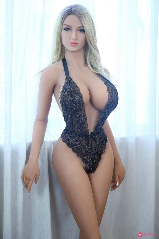 ESDOLL 158cm 5.18ft Lifelike Sex Doll_0008