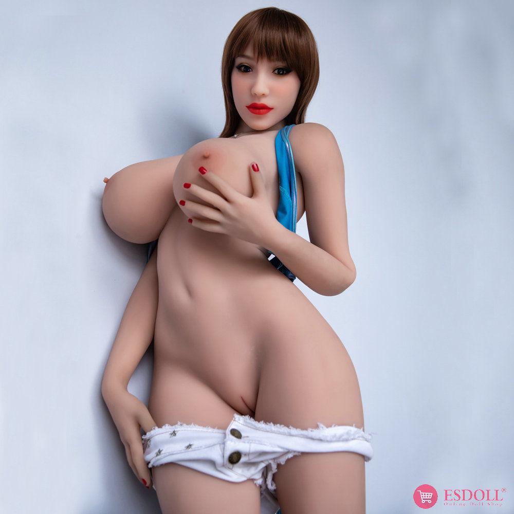 ESDOLL 163cm BBW Sex Doll_03
