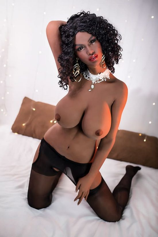 ESDOLL-Black-Sex-Doll-Modern-Real-Doll-160cm-4