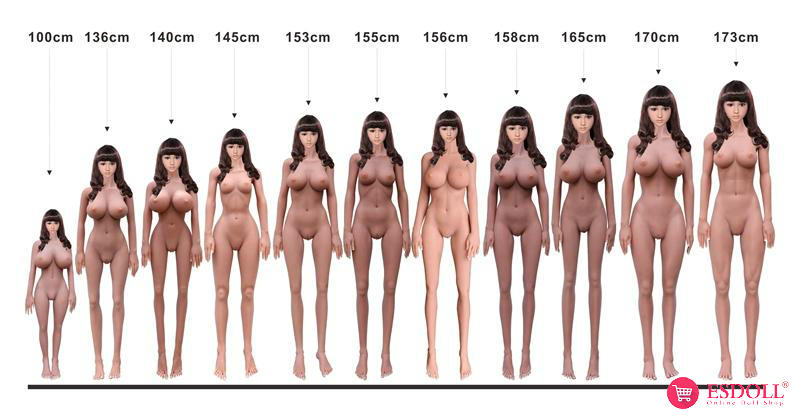custom sex doll height