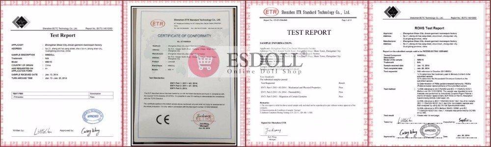 esdoll love-doll certification
